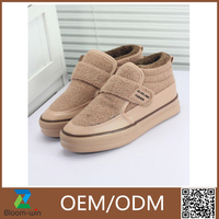 Popular flat most comfortable womens casual shoes