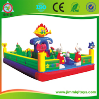2015 OEM Good Quality Christmas Inflatable toys ,Children Inflatable Jumping Castle With Slide And Pool
