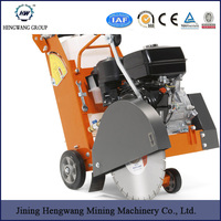 Superior quality asphalt saw cutting machine concrete groove cutter