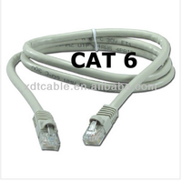 Hot Sell 23AWG BC waterproof cat6 outdoor fiber patch cord