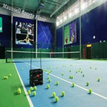 Rubber /PVC/Vinyl sports flooring tennis floor price with hight quality