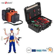 Hard plastic electric power tool set packaging case RCPS 290/1