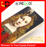 Vintage Oil printing scale phone case for iphone for iphone 6