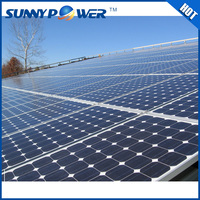 1kw-50kw solar panel kits for home grid system