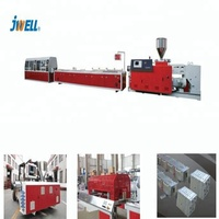 JWELL - Automatic soft PVC Freezer door gasket making machine