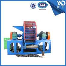 Abroad Service Available waste tire/tyre circle cutting machine for recycling waste tire