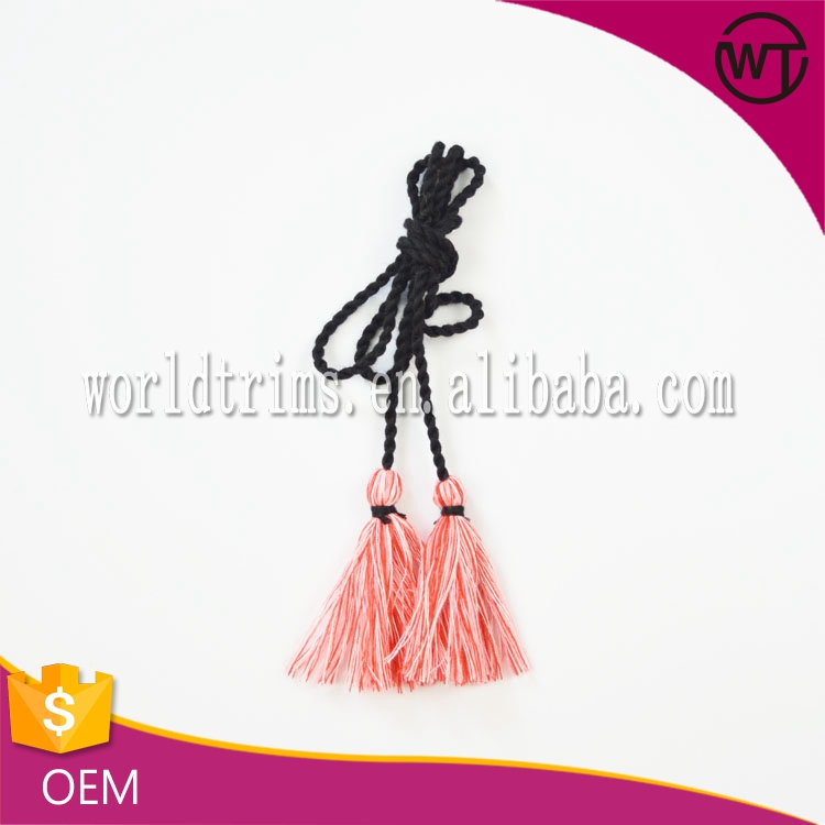 Cheap curtain tieback tassel