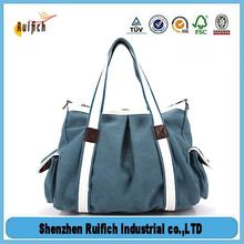 2016 Fashion Canvas women ladies handbags for sale