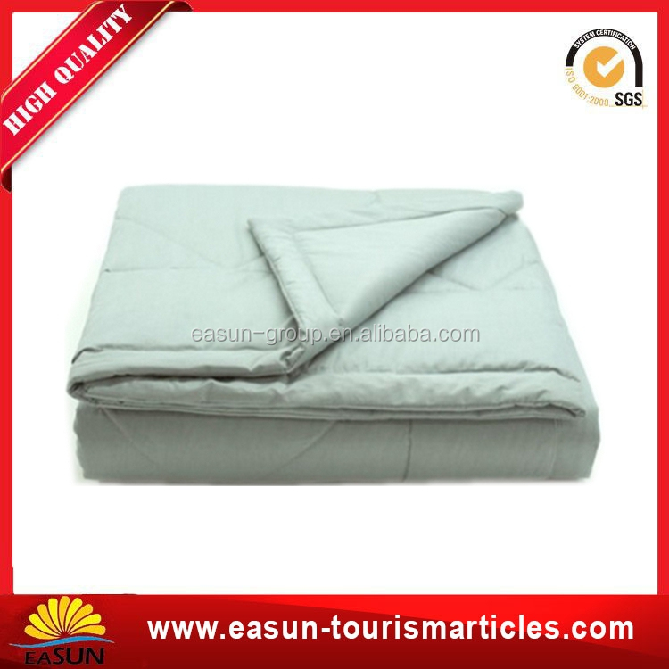 Polyester TC cotton quilt for airline business class
