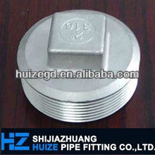3000# Forged Steel Square Head Plug