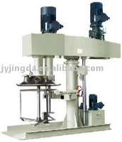 Putty mixing machine