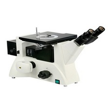 China Low Price Inverted Metallurgical Microscope