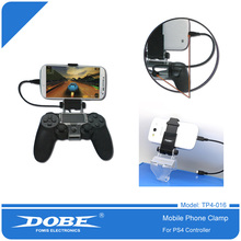 DOBE China Wholesale Universal Smart Clip Mobile Phone Holder For PS4 Game Controller
