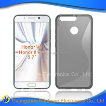 S line design mobile phone cover For Huawei honor V9 honor 8 pro tpu case