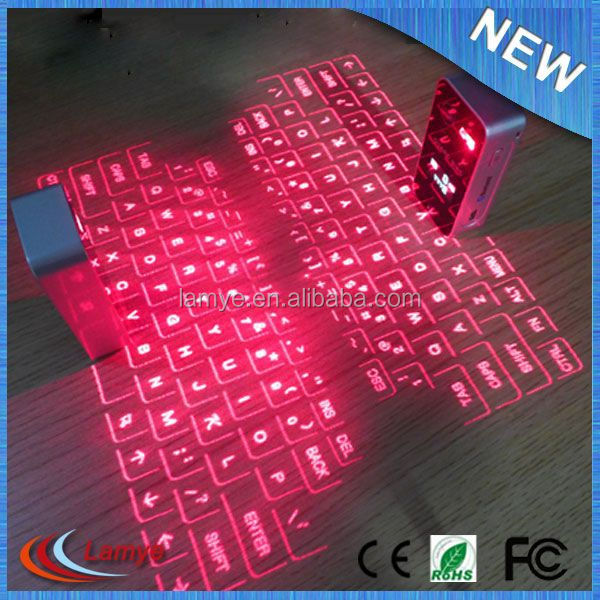 wirless bluetooth ergonomic keyboard with built in mouse