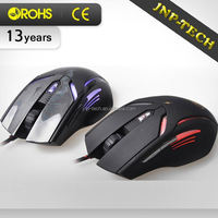 Top Sale Professional Gaming Mouse Custom Rainbow Optical Mouse