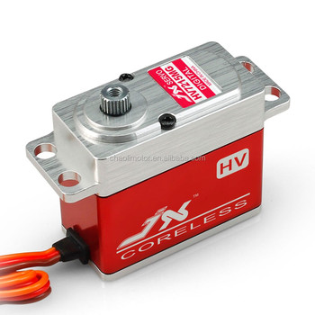 High voltage PDI-HV7215MG metal gear digital RC servo motor