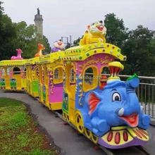 Christmas cheap amusement park rides Kids mini train for sale , mini train for kids