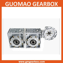 GUOMAO conveyors worm gear speed reducer
