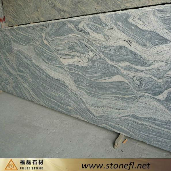 Polished Pink Sand Wave Granite