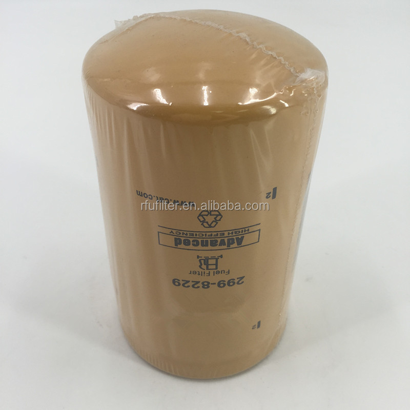 Hogh Quality Fuel Filter 299-8229 use for Cat