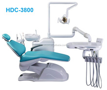 HDC-3800 Dental equipment electric dental chair leather high quality different color