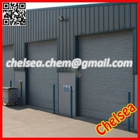 Motorized Roll Down Heavy Duty Security Shutter Doors