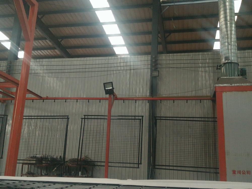 fancy wire mesh fencing dog kennel