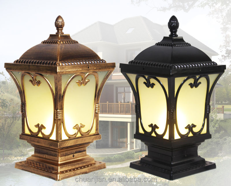 China Stone Pillar Light, China Stone Pillar Light Manufacturers And  Suppliers On Alibaba.com
