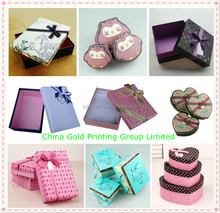 packaging box cheap printing services paper gift box color box customized printing service