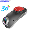 hidden voice recorde1080p car camera hd 3g car dvr with gps tracker