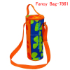 Custom Fashion bottle cooler bag with shoulder strap