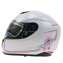 ECE DOT Approved High quality full face motorcycle helmet