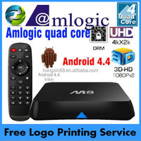 M8 Amlogic s802 Quad Core porn internet tv receiver box