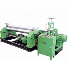 W11S-20*2500 Hydraulic upper roller universal plate <strong>rolling</strong> <strong>machine</strong>