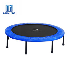48 inch safty spring pad round kinds and adult fitness bounce trampoline