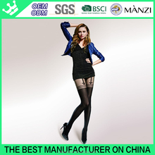 300D three fish line pattern stockings cheap sexy pantyhose