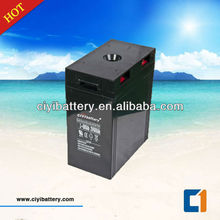 AGM Lead acid battery UPS Backup battery 2V 600AH