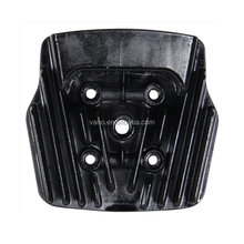 Black 50mm cylinder head cover cover for AX100