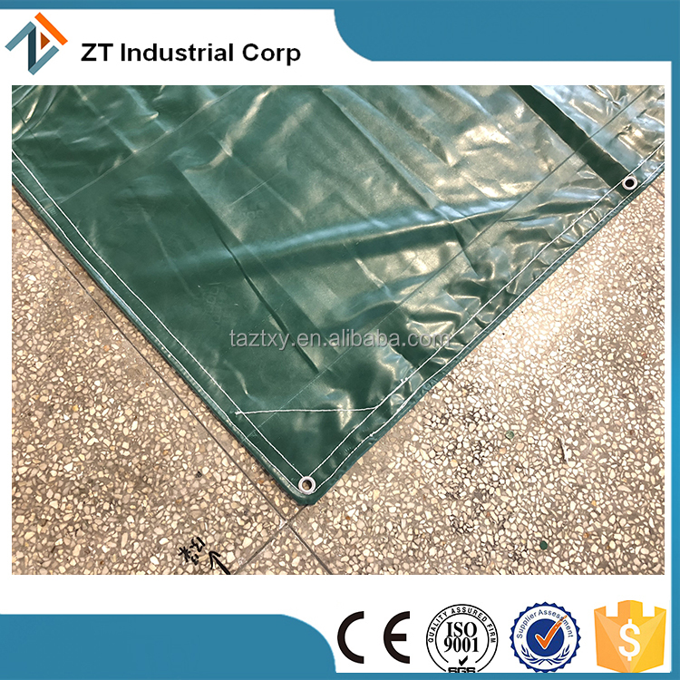 waterproof tarpaulin pvc coated polyester fabric roofing
