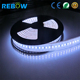 Led lighting 2in1 adjustable flexible strip CW WW5050 dual color cct 2in1 led strip