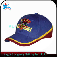 Custom embroidry logo baseball sport cap and hat