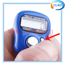 LCD Electronic Finger Counter SXH5136 Digital Tally Counter Ring