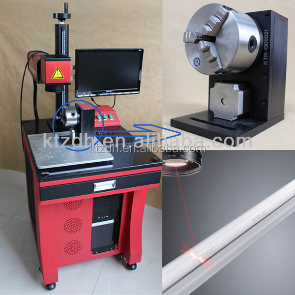 Wholesale price ! Factory sells! CE & ISO approved ! image rescue 4 serial number laser marking machine