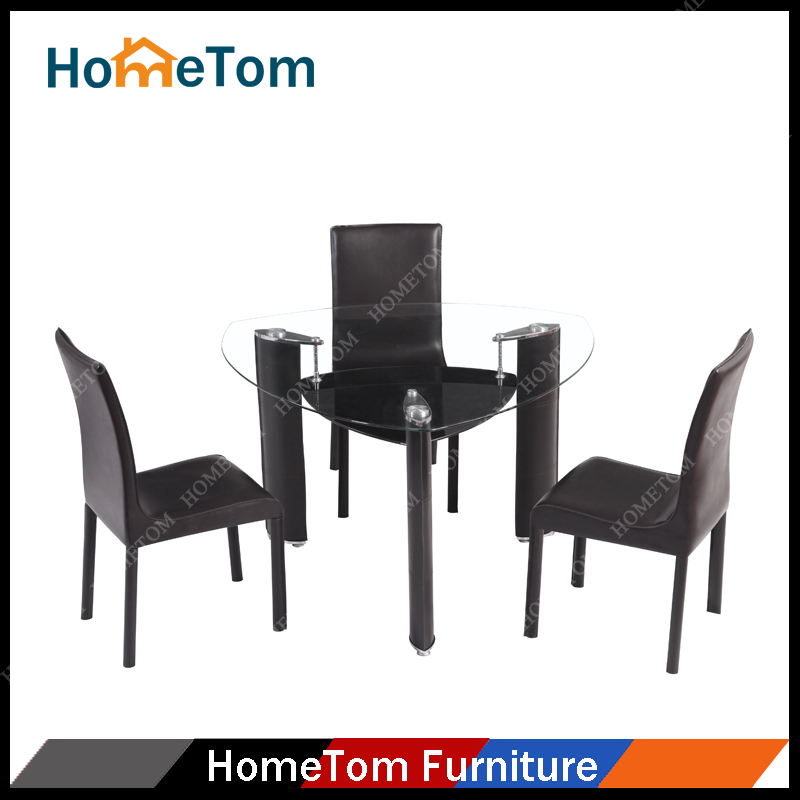 High Quality Triangle Glass Dining Table For Sale Buy
