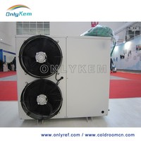 Wall mounted cooling unit, Condenser unit for outside condensing unit