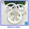 Cheap mother of pearl shell peace sign beads, white shell beads for jewelry