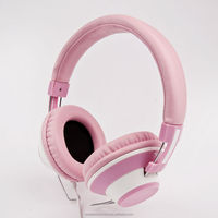 High quality sales wired headphones for mobile phone/pc/mp3/portable media players