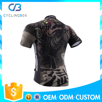Cyclingbox 2015 new design custom bicycle wear/bike clothing/ cycling jersey