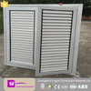 2017 customized good quality aluminium windows movable louver accessories